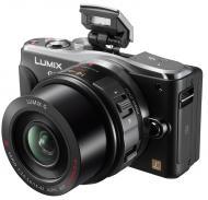 Цифровой фотоаппарат Panasonic Lumix DMC-G6 Double Kit 14-42mm+45-150mm Black (DMC-GF6WEE-K)