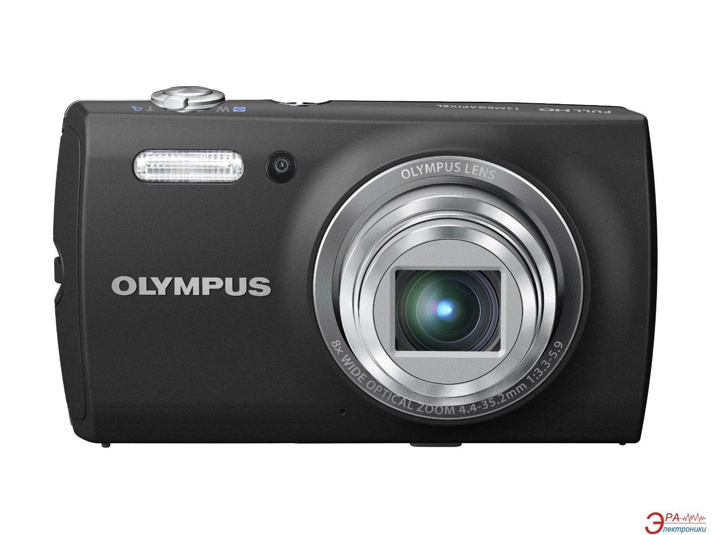 Цифровой фотоаппарат Olympus VH-510 Black (V108020BE000)