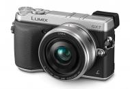 Цифровой фотоаппарат Panasonic DMC-GX7 Kit 20 mm Silver (DMC-GX7CEE-S)
