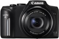 Цифровой фотоаппарат Canon PowerShot SX170 IS Black (8410B013)