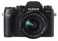 Цифровой фотоаппарат Fujifilm X-T1 + XF 18-55mm F2.8-4R Kit Black (16421581)
