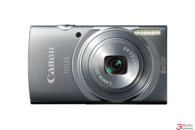 Цифровой фотоаппарат Canon IXUS 150 Grey (9145B008)