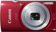 Цифровой фотоаппарат Canon IXUS 145 Red (9157B009)