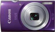 Цифровой фотоаппарат Canon IXUS 145 Purple (9160B006)