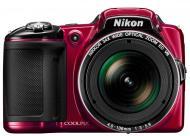 �������� ����������� Nikon Coolpix L830 Red (VNA601E1)