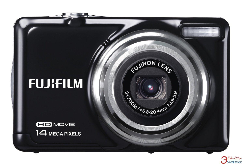 Цифровой фотоаппарат Fujifilm FINEPIX JV500 Black (16283381)