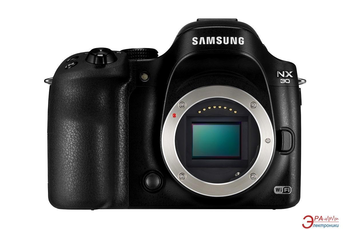 Цифровой фотоаппарат Samsung NX30 Body Black (EV-NX30ZZBZBUA)
