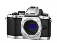 Цифровой фотоаппарат Olympus E-M10 Body Black\Silver (V207020SE000)