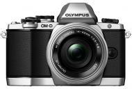 Цифровой фотоаппарат Olympus E-M10 14-42 Kit Black\Silver (V207021SE000)