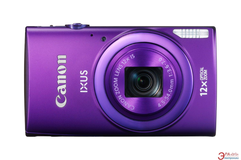 Цифровой фотоаппарат Canon IXUS 265 HS Purple (9351B008AA)