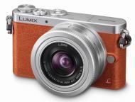 Цифровой фотоаппарат Panasonic DMC-GM1 Kit 12-32mm Orange (DMC-GM1KEE-D)