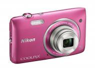 �������� ����������� Nikon COOLPIX S3500 Pink (VNA295E1)