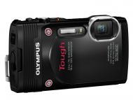 Цифровой фотоаппарат Olympus TG-850 Black (V104150BE000)