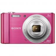 �������� ����������� Sony Cyber-Shot W810 Pink (DSCW810P.RU3)