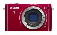 Цифровой фотоаппарат Nikon 1 S2 + 11-27.5mm Red (VVA223K001)