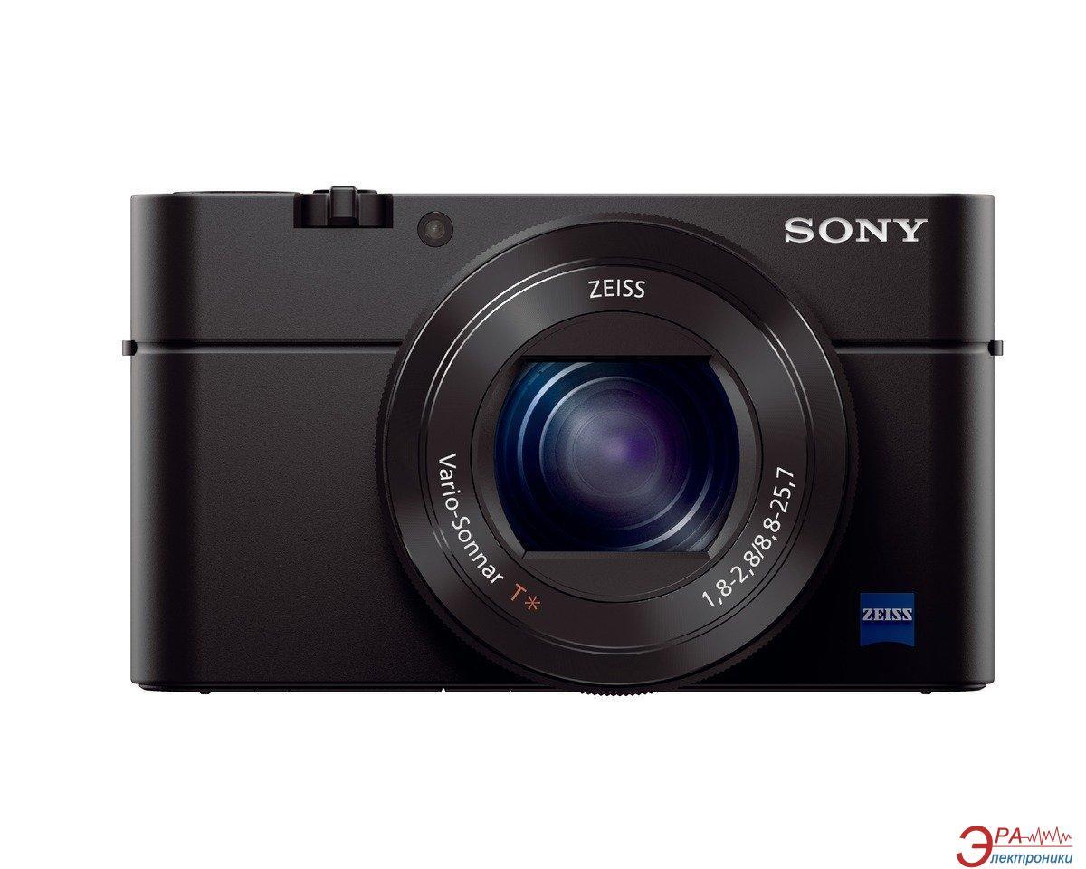 Цифровой фотоаппарат Sony DSC-RX100 MkIII Black (DSCRX100M3.RU3)