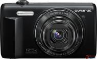 �������� ����������� Olympus VR-370 Black + case + SDHC 16 Gb KIT