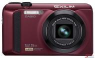 Цифровой фотоаппарат CASIO Exilim EX-ZR300 Red + case + SDHC 16 Gb KIT