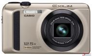 Цифровой фотоаппарат CASIO Exilim EX-ZR300 Gold + case + SDHC 16 Gb KIT