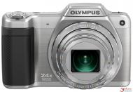 �������� ����������� Olympus SZ-15 KIT Silver + case + SDHC 16 Gb