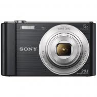 Цифровой фотоаппарат Sony Cyber-Shot W810 Black (DSCW810B.RU3)