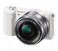 Цифровой фотоаппарат Sony Alpha 5100 kit 16-50mm White (ILCE5100LW.CEC)