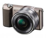 Цифровой фотоаппарат Sony Alpha 5100 kit 16-50mm Brown (ILCE5100LT.CEC)