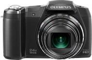 Цифровой фотоаппарат Olympus SZ-17 Black (V102102BE000)