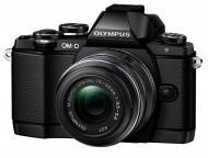 Цифровой фотоаппарат Olympus E-M10 14-42 Kit Black (V207021BE000)