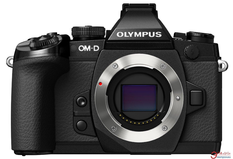 Цифровой фотоаппарат Olympus OM-D E-M1 Body Black (V207010BE000)