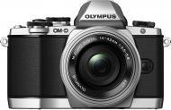 Цифровой фотоаппарат Olympus E-M10 pancake zoom 14-42 Kit Black\Silver (V207024SE000)