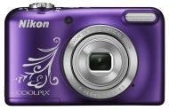 �������� ����������� Nikon Coolpix L31 Lineart Purple (VNA873E1)