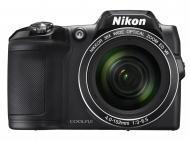 Цифровой фотоаппарат Nikon COOLPIX L840 Black (VNA770E1)
