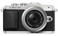 Цифровой фотоаппарат Olympus Pen E-PL7 14-42 mm Kit Silver (V205071SE000)