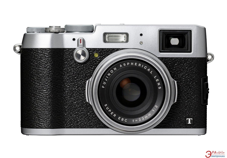 Цифровой фотоаппарат Fujifilm FinePix X100T Silver (16440642)