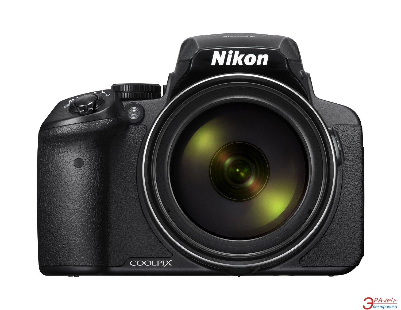 Цифровой фотоаппарат Nikon COOLPIX P900 Black (VNA750E1)