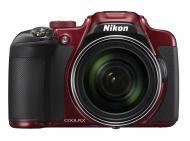 Цифровой фотоаппарат Nikon COOLPIX P610 Red (VNA761E1)