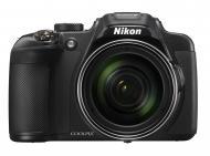 Цифровой фотоаппарат Nikon COOLPIX P610 Black (VNA760E1)