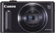 Цифровой фотоаппарат Canon Powershot SX610 HS Black (0111C013AA)