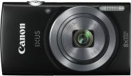 �������� ����������� Canon IXUS 160 Black (0135C007)