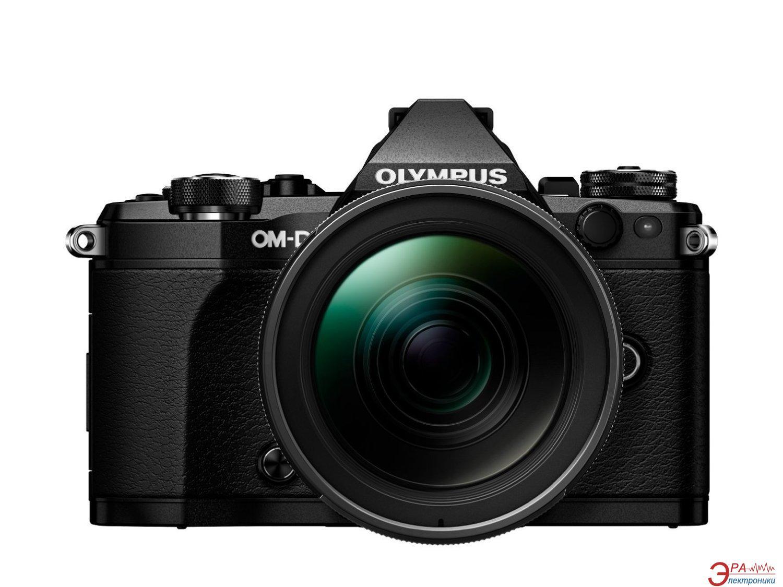 Цифровой фотоаппарат Olympus E-M5 mark II 12-40 PRO Kit Black (V207041BE000)