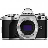 Цифровой фотоаппарат Olympus E-M5 mark II 12-40 PRO Kit Silver (V207041SE000)