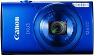 Цифровой фотоаппарат Canon IXUS 170 Blue (0131C007AA)