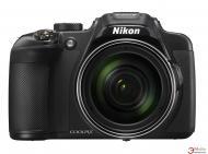 Цифровой фотоаппарат Nikon COOLPIX P610 Black (VNA760K001) + сумка