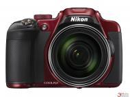 Цифровой фотоаппарат Nikon COOLPIX P610 Red (VNA761K001) + сумка
