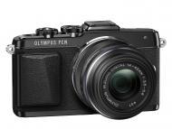 �������� ����������� Olympus Pen E-PL7 14-42 mm Kit Black (V205071BE000)