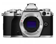 Цифровой фотоаппарат Olympus E-M5 mark II Body Silver (V207040SE000)