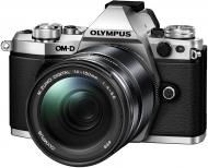 Цифровой фотоаппарат Olympus E-M5 mark II 14-150 II Kit Silver (V207043SE000)