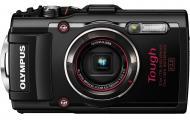 Цифровой фотоаппарат Olympus TG-4 Black (V104160BE000)