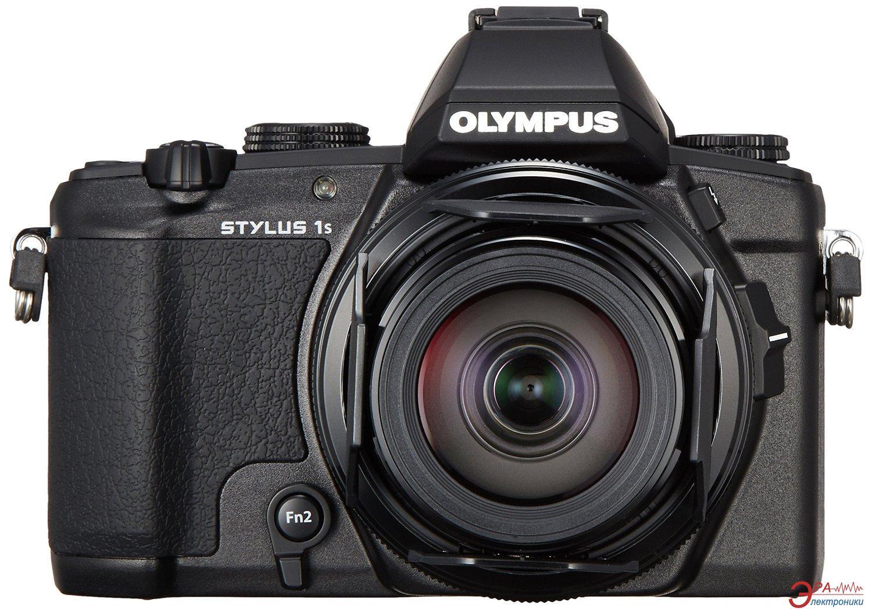 Цифровой фотоаппарат Olympus STYLUS 1s Black (V109020BE000)